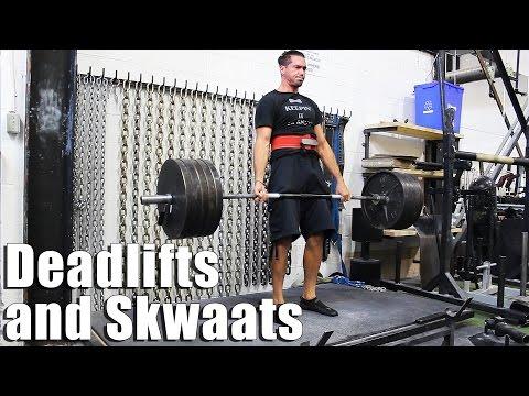 Buffalo Bar Squats Amp Pause Deadlifts King Athletic Mo