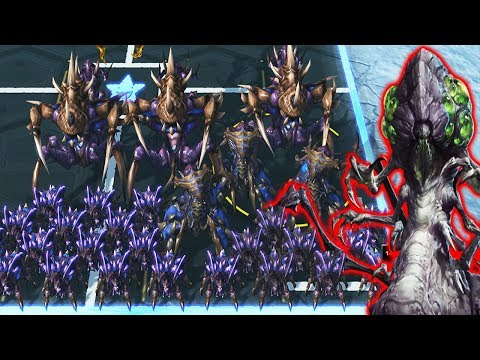 Why Abathur Is The Best Commander In Direct Strike Starcraft 2