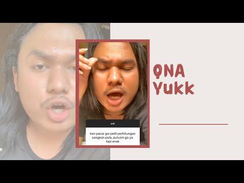 Keanuagl - QnA Yuk