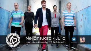 Neljänsuora - Julia