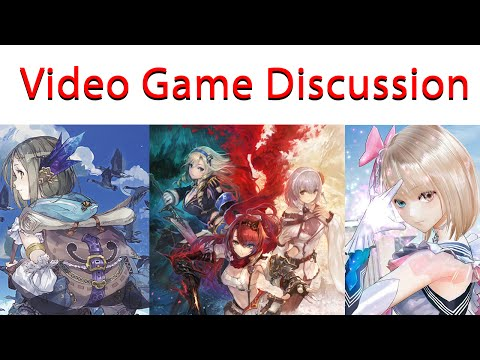 Video Game Discussion: GUST-Fever, Koei-Tecmo-Gust x Toei Animation Teaser Project