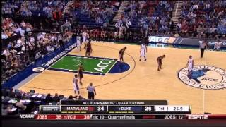 ACC Tournament 3/15/13 | Duke vs. Maryland - Full Game | ACCDigitalNetwork