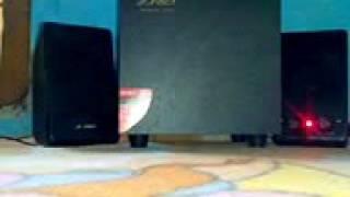 F&D 2.1 Multimedia Speakers F313U