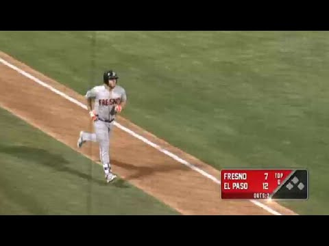 Reed hits a solo homer for the Grizzlies