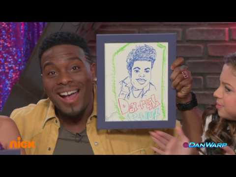 """The Game Shakers Draw Each Other! 
