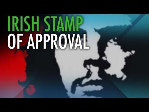 Irish postage stamp honours Che Guevara