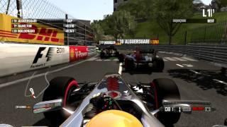 F1 2011 max settings benchmark