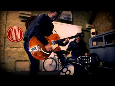 The Cellmates - Rockabilly Feeling (Official) HD