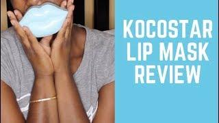 Review: Kocostar Lip Mask