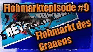 RetroJaeger 9 - Flohmarkt des Grauens