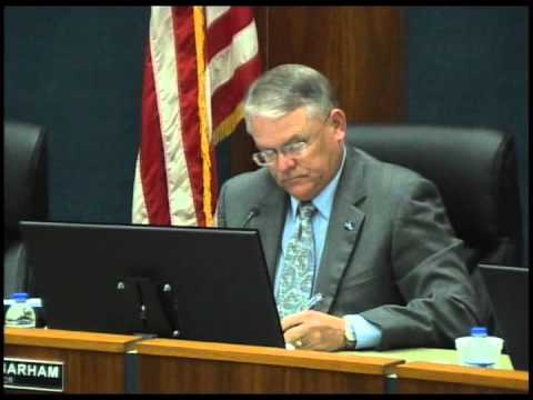 Wichita Falls City Council Meeting- March18, 2014