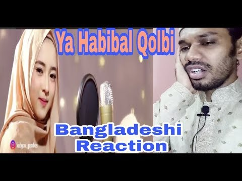 Bangladeshi React to Ya Habibal Qolbi Sabyan Version #TWO-C