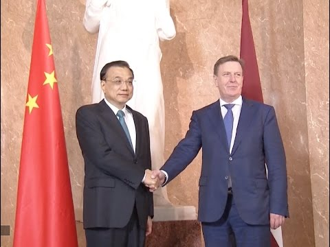 China, Latvia Agree to Deepen Cooperation in All Fields