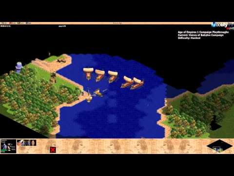 Let's Play Age of Empires 1 -  Babylonian Campaign Part 5/5
