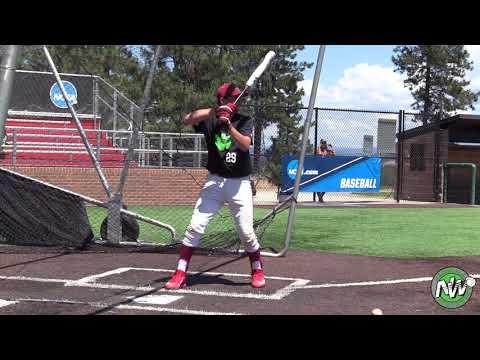 Jeter Schuerman - PEC - BP - Mt. Spokane HS (WA) - June 20, 2018