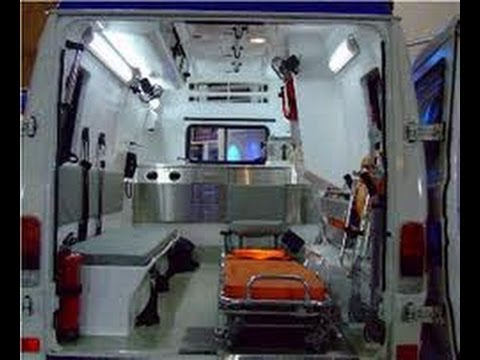 Paramedic Accused Of Raping Woman Inside Ambulance -- News ...