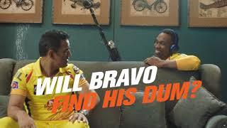 Teaser 03: MS Dhoni & Dwayne Bravo #GulfDumAndar