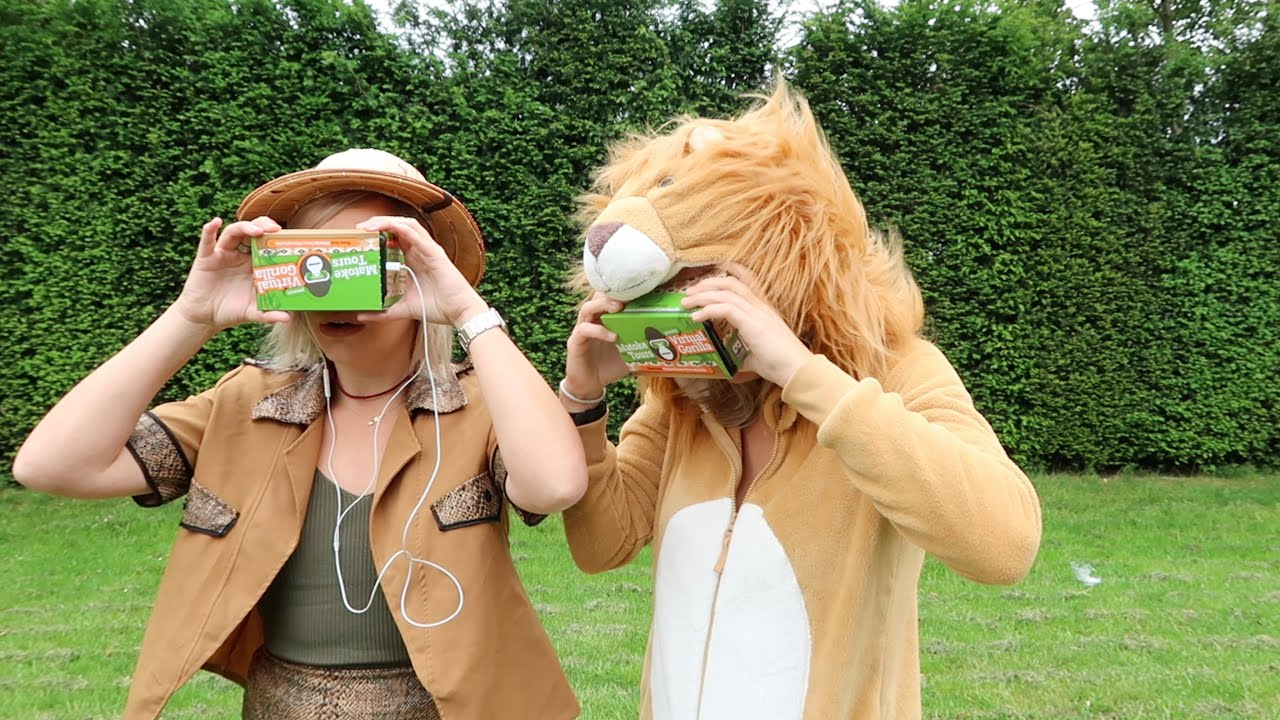 Matoke Moments: Virtual Gorilla