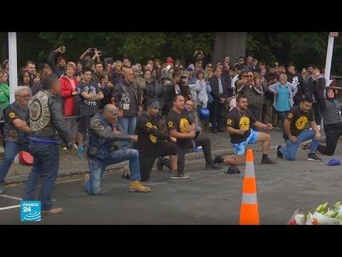 رقصة -الهاكا- من تراث سكان نيوزيلندا الأصليين لتكريم ضحايا المسجدين!  - 12:56-2019 / 3 / 18