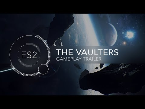 Endless Space 2 - Vaulters - Gameplay Trailer