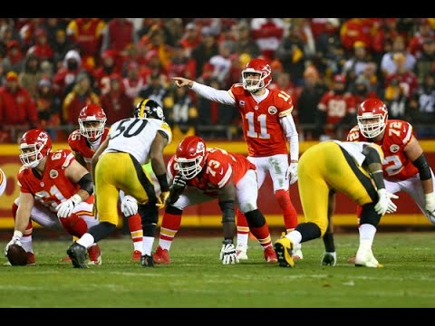 Alex Smith vs Steelers (NFL Divisional - 2016) - 181 Yards + TD! Big Plays! | NFL Highlights HD