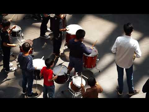 Flashmob Kita Anak Negeri Margocity