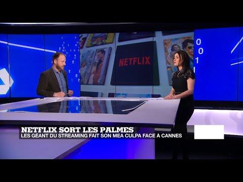 Cannes : Netflix sort les palmes