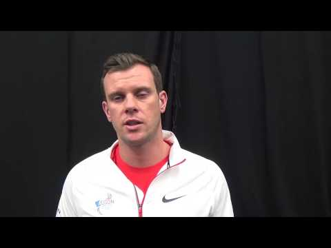 Leon Smith interview after the GB Davis Cup team defeated USA