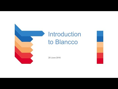 Blancco Technology Group - Equity Development Investor Forum June 2016
