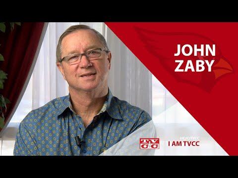 I Am TVCC - John Zaby