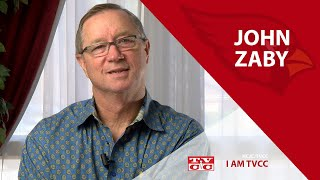 Gambar cover I Am TVCC - John Zaby