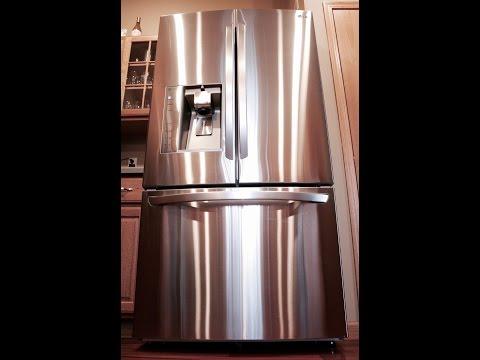 LG LFX31925ST French Door Refrigerator Review
