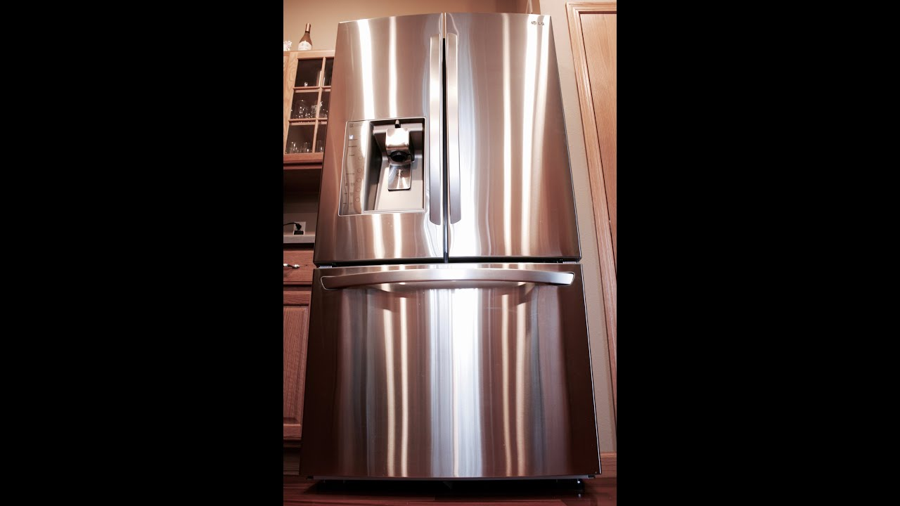 Lg Lfx31925st French Door Refrigerator Review Youtube