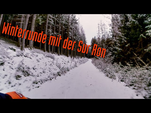 MotoVlog Sur Ron Winter