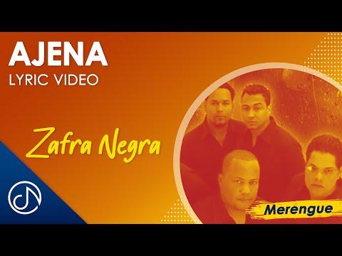 Ajena - Zafra Negra (Lyric Video)
