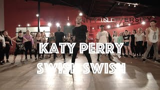 Katy Perry - Swish Swish ft. Nicki Minaj | Hamilton Evans Choreography