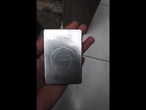Platinum jm peninggalan orang tua