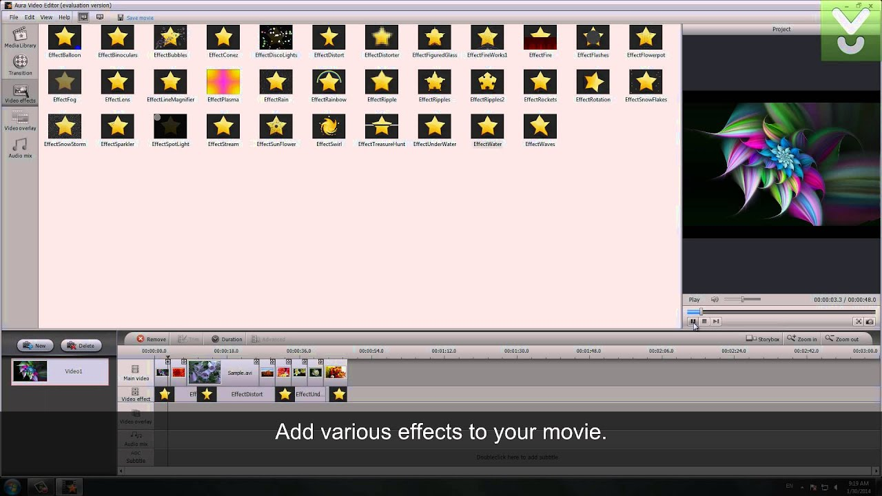 Aura Video Editor Create Amazing Movies And Slideshows Previews You