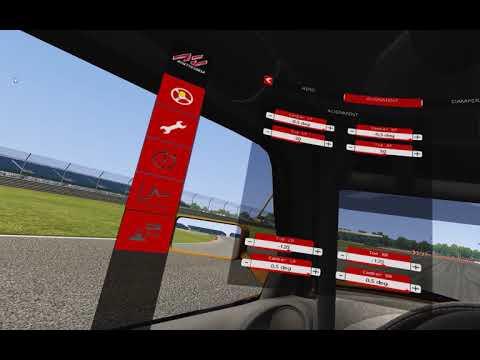 Assetto Corsa Camber Extravaganza! App instruction video