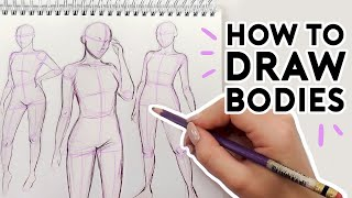 HOW TO DRAW BOĎIES | Drawing Tutorial