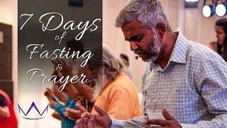 7 Days Prayer and Fasting Day 7 | Jesus My King Church Sunday Service
