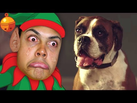 REACTING TO CHRISTMAS COMMERCIALS (Christmas Adverts)