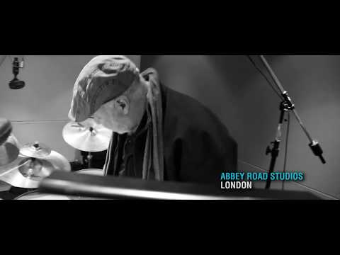 "Peter Erskine at Abbey Road Studios for Alan Broadbent ""Developing Story"""