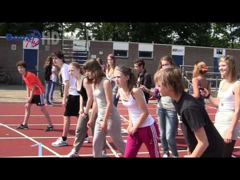 Atletiekdag Bonaventuracollege 2011