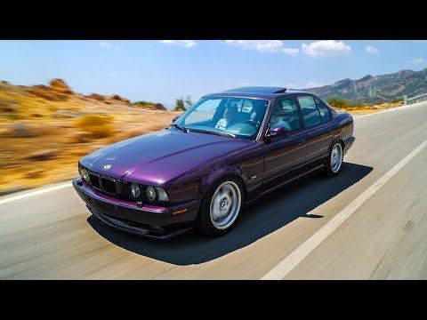 BMW E34 M5 Test Sürüşü / Aklınıza Giorgi Tevzadze gelecek