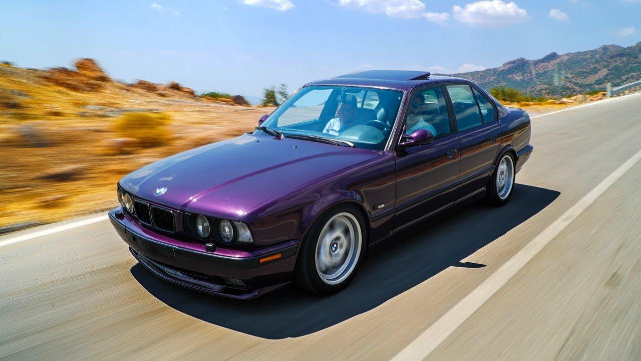 BMW E39 M5 >> BMW E34 M5 Test Sürüşü / Aklınıza Giorgi Tevzadze gelecek ...