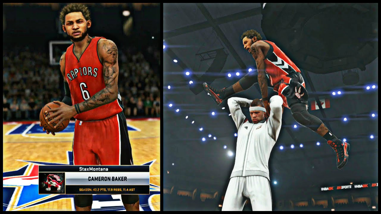 how to get more dunks in nba 2k15