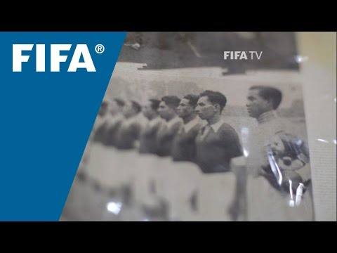 Fascinating story of Asia's first World Cup team