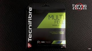 Tecnifibre Multi Feel Tennis String Review | Tennis Express