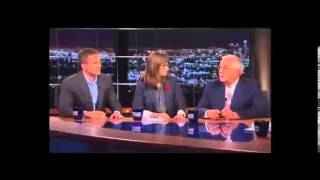Real Time with Bill Maher: Barney Frank Attacks Whistleblowers - August 2, 2013